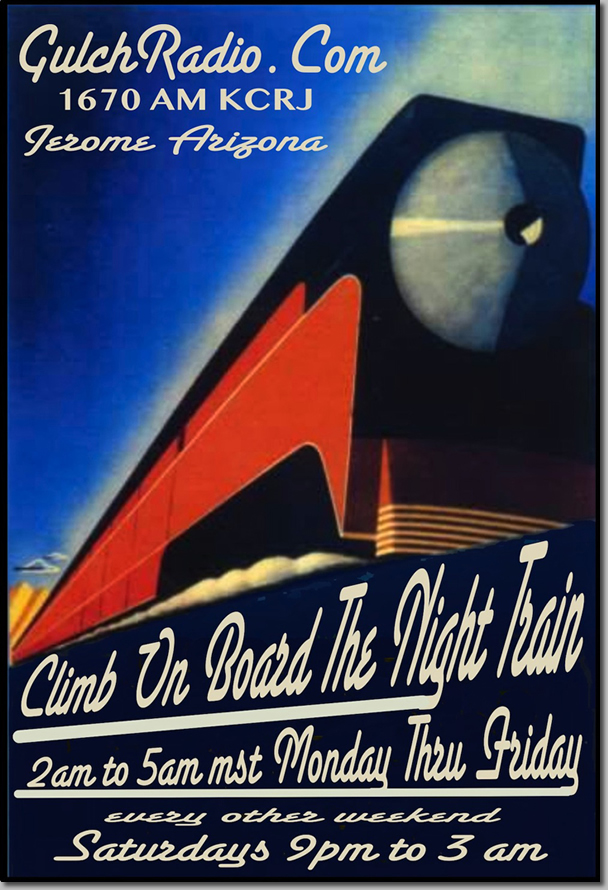 Gulch Radio Night Train